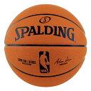 オフィシャル NBA レプリカボール 7号球 Spalding(スポルディング) 公式試合球レプリカ / 7号バスケットボール