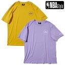 楽天楽天スポーツゾーン【NBA Style 2021 SS】 Championships Collection Los Angeles Lakers サークルロゴ ビッグシルエットTシャツ / ロサンゼルス・レイカーズ OPENINGSALE