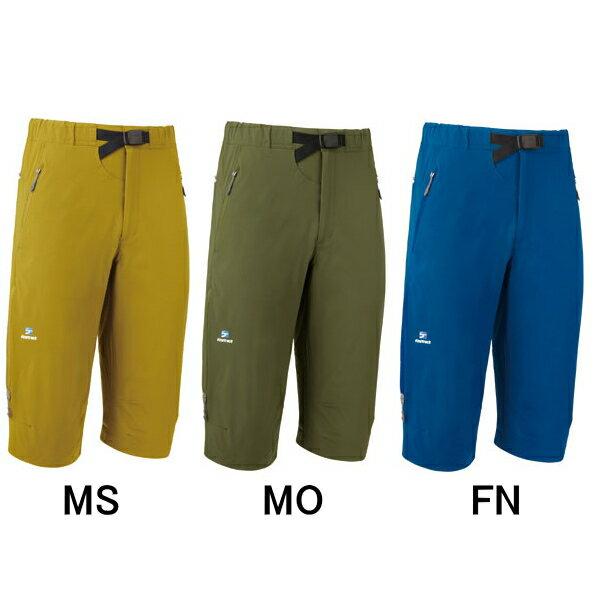 finetrack(ファイントラック)クロノハーフパンツ Men's【送料無料】【smtb-ms】【メンズ】【登山】【パンツ】 【メンズ】【登山】【パンツ】