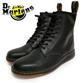 ポイント10倍【Dr.Martens ドクターマーチン】DM's LITE NEWTON 8EYEBOOT 8ホールブーツ(21856001) ブラック メンズシューズ 革靴 カジュアル ビジネス 紳士靴【02P01Oct16】