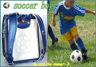 가방 핏 짱 2014 년 형 소년 일본 제 A4 클리어 파일 해당 クラリーノランドセル 호 소라/강 발 수 축구공 모티브 컬러 가방