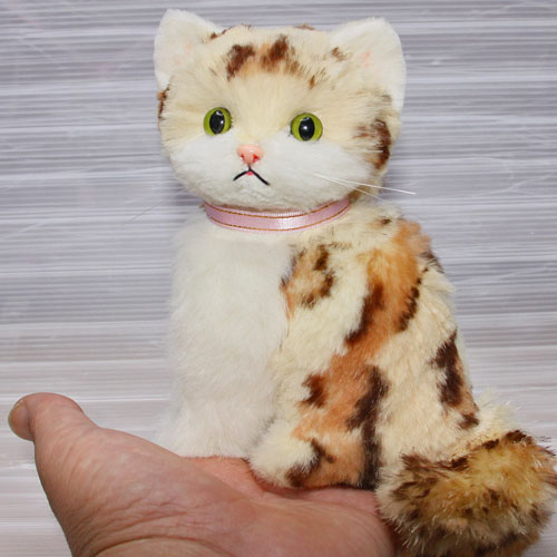 Stuffed animals for cats