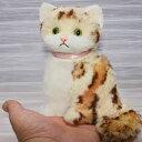 限定10個限りです。ぬいぐるみ猫/とら柄子猫座り型【楽ギフ_包装】【楽ギフ_メッセ入力】