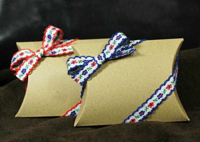 ギフトボックス チロルリボン 2サイズ×2カラー(リボン)|プレゼント|ギフトボックス  3色×2サイズ|プレゼント|ギフトボックス|ラッピング【ラッピングのみでは販売していません】