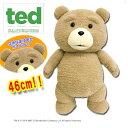 【 46cm TED テッド ノーマル 大きい ぬいぐるみ 】 テッドグッズ テディベア 三代目 J ...