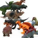 【 リアル 恐竜 フィギュア 12体セット】人形 ジオラマ 置物 ティラノサウルス トリケラトプス スピノサウルス ヴェロキラプトル パキケファロサウルス ステゴサウルス アンキロサウルス ブラキオサウルス スーパーサウルス