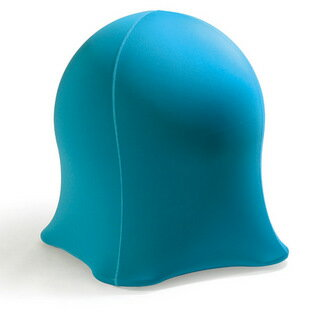 送料無料!!【JELLYFISH CHAIR ジェリーフィッシュ チェアー BLUE 】おしゃれ おしゃれ家具 おしゃれチェア デザインチェア デザイナーズ バランス ボールチェア オシャレ バランスボール フィットネス 青 ブルー かわいい イス ジェリーフィッシュ チェアー