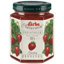 ショッピングガーデン ダルボ ダブルフルーツ ガーデン ストロベリー ジャムジャム 200g/ 果肉70%使用 70%果実 甘さ控えめ(イチゴジャム いちごジャム