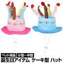 【ポイント5倍】 ドッグウェア ハッピーバースデー ケーキ型...