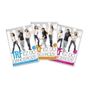 【送料無料】新品 TRF イージー・ドゥ・ダンササイズ EZ DO DANCERCIZE DVD 3枚セット 【国内正規品】 ※ヤマト運輸のパック配送のため、代金引換(コレクト)はご利用いただけません。