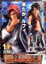 【中古】 ワンピース 組立式DXフィギュア THE GRANDLINE MEN vol.2 シャンクス & ルフィ
