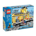 【中古】 レゴ シティ トレインステーション 7997 LEGO