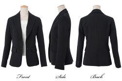 喪服 礼服 レディースブラックスーツ《ジャケットスカートセット》 05P23Apr1605P18Jun16