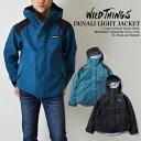 【10%OFF SALE セール】WILDTHINGS ワイルドシングス DENALI LIGHT JACKET EVENT デナリ ライト ジャケット イーベント ハードシェル WT19001N