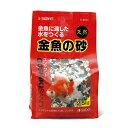 スドー 金魚の砂 ゴシキサンド 2.5Kg 【在庫有り】