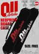 011 Artistic NEOPRENE BOARD CASE BLACK×RED/BLACK×WHITE 【 ネオプレーン ボードケース】【 スノーボード 15-16 ソールカバー】