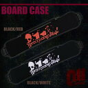 011 Artistic NEOPRENE BOARD CASE BLACK×RED/BLACK×WHITE 【 ネオプレーン ボードケース】【スノーボード ソ...