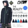 15-16モデル!REW THE REALITY ジャケット GORE-TEX カラー B-ORANGE×CAMO 【スノーボード ウェア 15-16 リアリティー 】