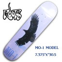 ROOTS Mo-1 Model7.375 x 30.75 【ルーツ スケートボード】【フリースタイル フリスタ】【日本正規品】