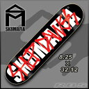 SK8MAFIA �f�b�L SKATEBOARD DECK TEAM MODEL