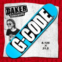 BAKER デッキ SKATEBOARD DECK HERMAN