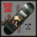 """DEATHWISH デッキ SKATEBOARD """"DICKSON HOOKED"""" 8.125 x 31.5 【デスウィッシュ スケートデッキ】【スケートボード スケボー】 【日本.."""