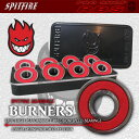 SPITFIRE ベアリング BURNERS バーナー 【ベアリング スピットファイア】【スケートボード】【メール便対応】【日本正規品】【あす楽】