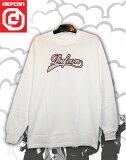 DEFCON 长款T恤【颜色 WHITE 】【滑雪板】[DEFCON ロングTシャツ 【カラー WHITE 】【スノーボード】]