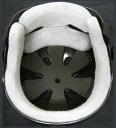 トリプル8 ヘルメット用SWEAT SAVER LINER カラー グレー715005