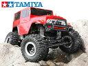 !【TAMIYA/タミヤ】 58405 1/10 電動RC トヨタ ランドクルーザー40(CR-01シャーシ)組立キット ≪ラジコン≫