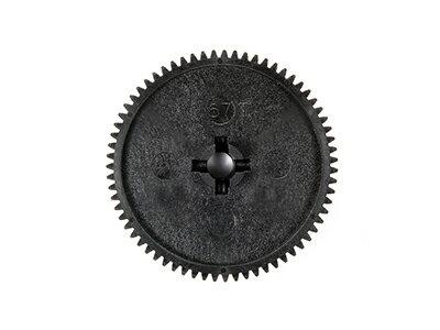 53703 【タミヤ】RCオプションパーツ OP703 DF-02 スパーギヤ(67T)