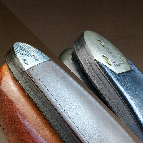 紳士靴修理つま先金具