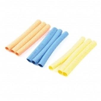 【ネコポス対応】イーグル(EAGLE)/3125/(S10)3カラー収縮チューブ5mm(青、黄、橙)各3pcs
