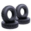 イーグル(EAGLE)/BT-T06F4/オールトレイン2 タイヤセット(4):タミヤ1/14トレーラートラック用