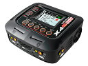 【基本送料無料】ハイテック(HiTEC)/44252/multi charger X4 AC PLUS 300(マルチチャージャー X4 ACプラス300)AC/DC充電器