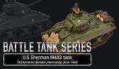 【基本送料無料】ハイテック(HiTEC)/WT-372014A/U.S Sherman M4A3 tank(M4A3シャーマン)1/24 2.4GHzバトルタンク【smtb-k】【w3】