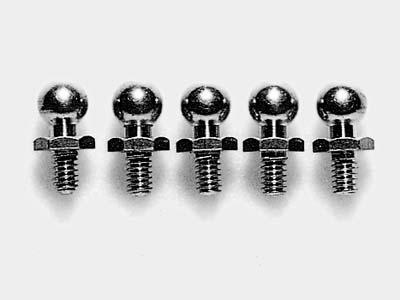 【ネコポス対応】SP.590/タミヤ/4mmピロボール (5個入)