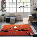 ラグ ラグマット 140X200 ART MUSIUM MERI RUG カーペット 絨毯 カワイイ オシャレ ホットカーペット対応 スミノエ(代引不可)【ポイント10倍】【送料無料】【smtb-f】