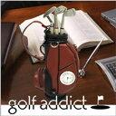 ゴルフに夢中な全ての人に。ゴルフバックペンホルダー ブラウン【ポイント10倍】【PUP090529MJ10】