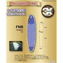 3X+PLUS クリアデッキ FNB ファンボード用テールデッキ含まず(大判など5枚入り)【ポイント10倍】