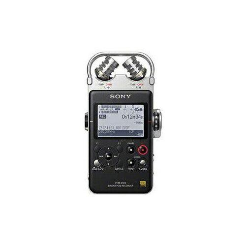 SONY ポータブルリニアPCmレコーダー PCm-D100(代引不可)【ポイント10倍】【送料無料】【smtb-f】