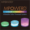 MPOWERD エムパワード LEDソーラーランタン Color (カラー)【あす楽対応】【S1】