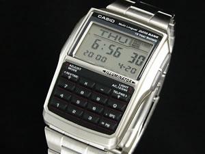 カシオ CASIO データバンク 腕時計 DBC32D-1【楽ギフ_包装】【ポイント10倍】