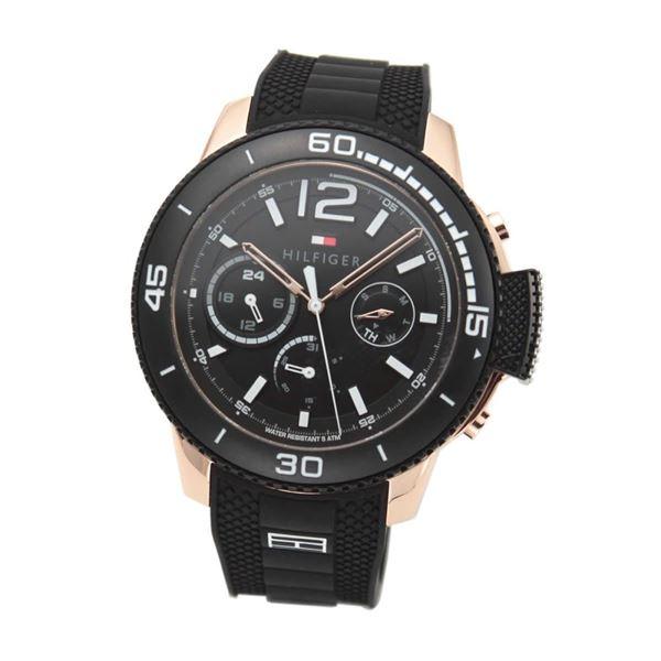 Tommy Hilfiger(トミーヒルフィガー) 1791319 メンズ 腕時計 マルチカレンダー【】【ポイント10倍】