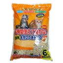 ショッピング猫砂 ペットプロ 長時間使えて臭わない 天然ひのきチップ 6L 【ペット用品】