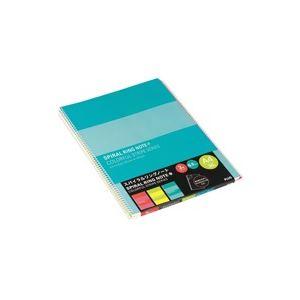 (業務用100セット) プラス スパイラルリング ノート RS-230-3P A4 3冊 ×100セット【ポイント10倍】 ノート 事務用品 まとめお得セット