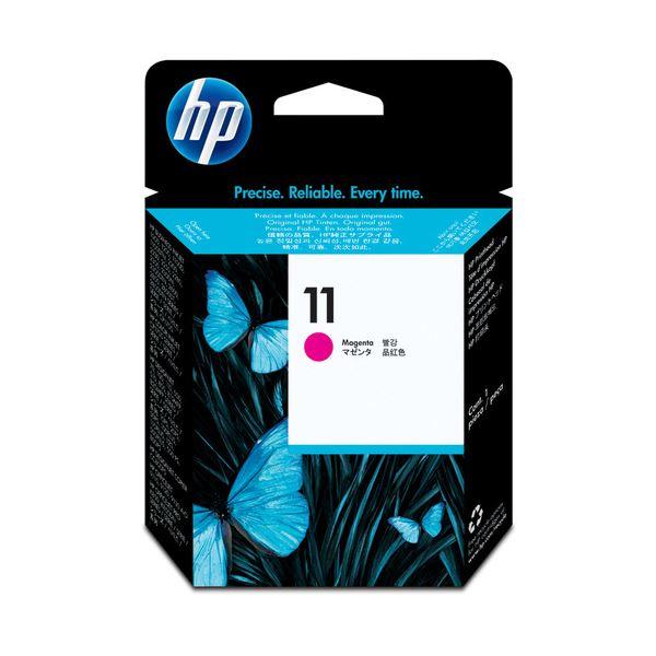 (まとめ) HP11 プリントヘッド マゼンタ C4812A 1個 【×3セット】【ポイント10倍】 インクカートリッジ プリントヘッドクレイジー割引