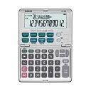 カシオ計算機 金融電卓 BF-480-N