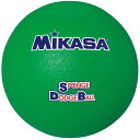 MIKASA(ミカサ)ドッジボール スポンジドッジボール グリーン