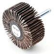 SK11・フラップホイル‐No.5・60X25X6/#60 先端工具:ドリルアタッチメント:軸付ペーパー類(代引き不可)【ポイント10倍】